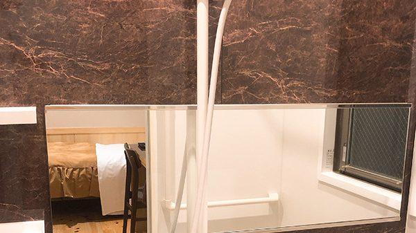 ビジネスホテルクレセント桜2F浴室